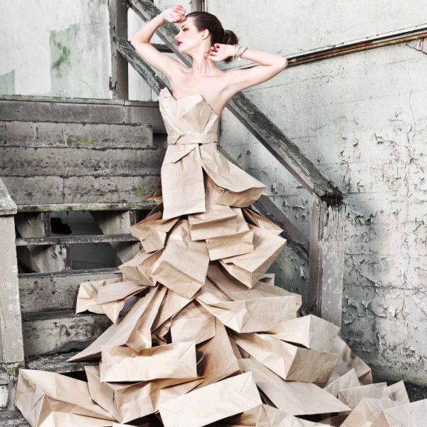 22+ Paper bag dress ideas in 2021