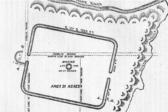 Mound Builders: Adena Hopewell Mound Builders in Randolph County, Indiana