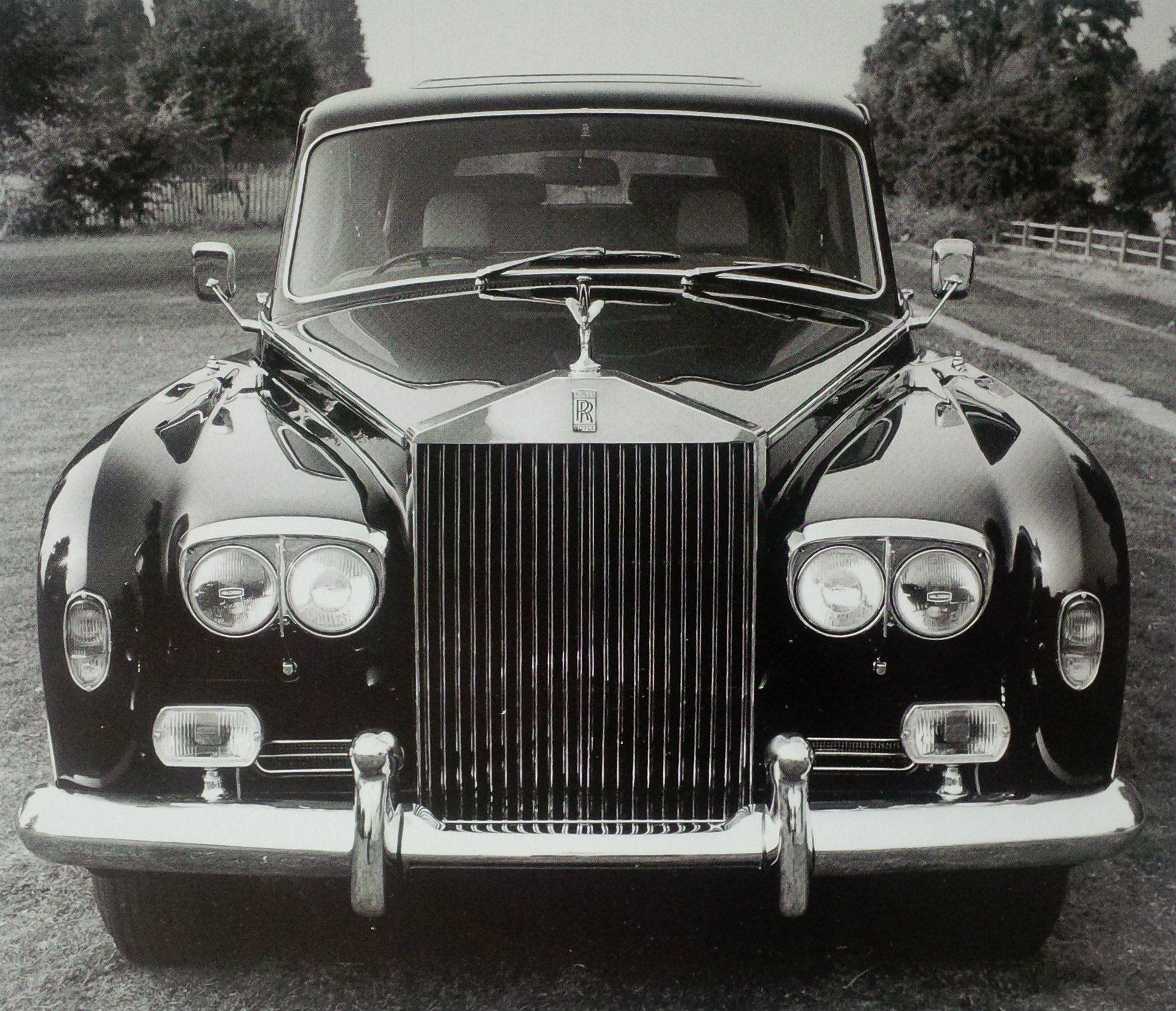 VIN SCAPM0003DWH07478 (1983) Limousine By Mulliner Park