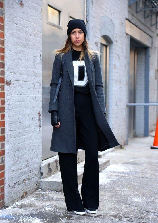 New York Fashion Week street style. / @nordstrom #nordstrom
