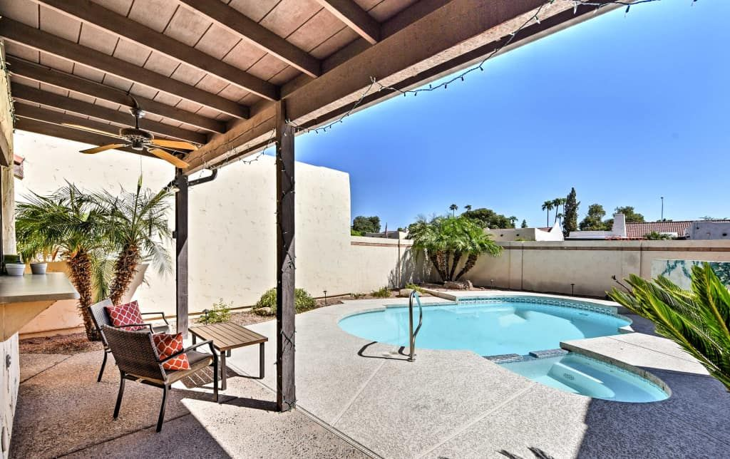 NEW! Luxury 3BR Mesa House w/ Private Pool Area! Phoenix