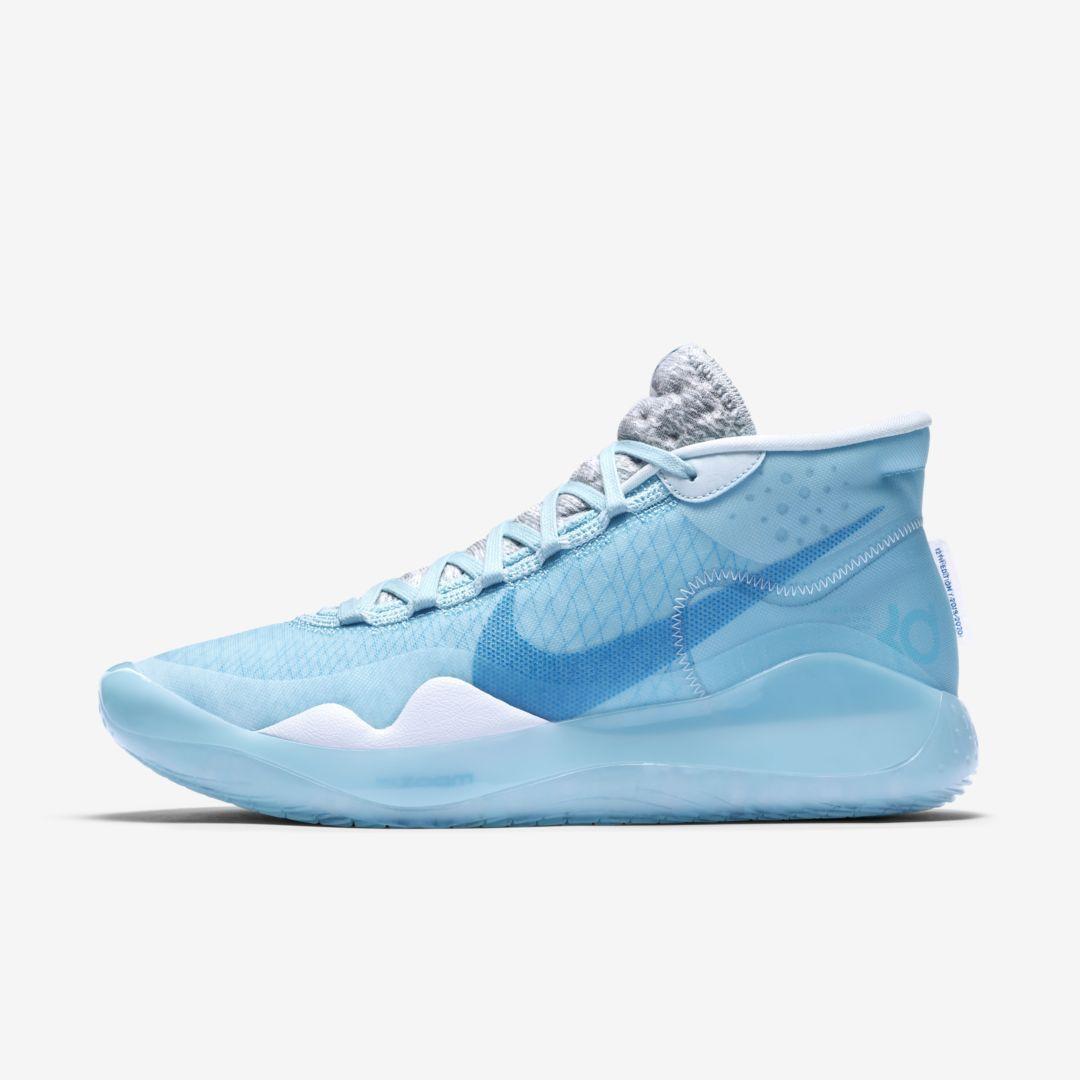 Nike Zoom Kd12 Basketball Shoe Nike Com In 2020 Girls Basketball Shoes Womens Basketball Shoes Nike Basketball Shoes