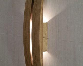 Plafoniere Da Parete In Legno : Lampada da parete a led lanternina brillamenti
