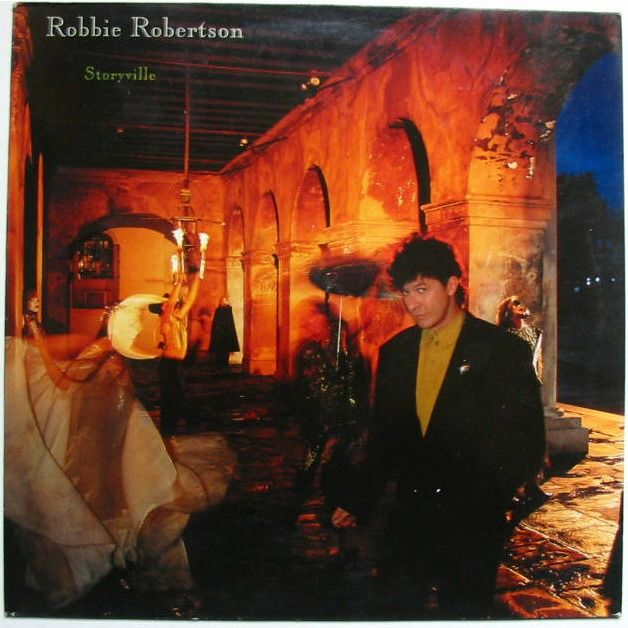 Storyville by Robbie Robertson (1991)