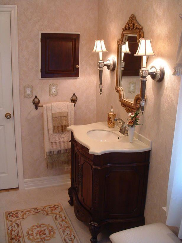 Victorian Style Bathroom Vanity Victorian Bathroom Victorian