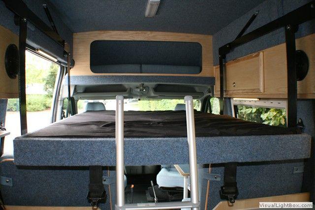 Drop Down Bed Google Search Float Camper Pinterest