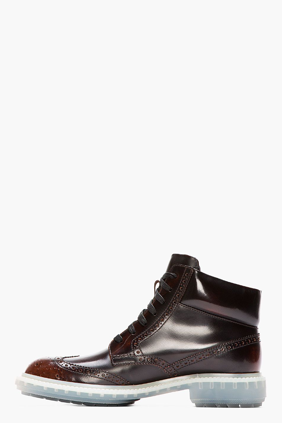 Marque Brogues homme find Smart Leather