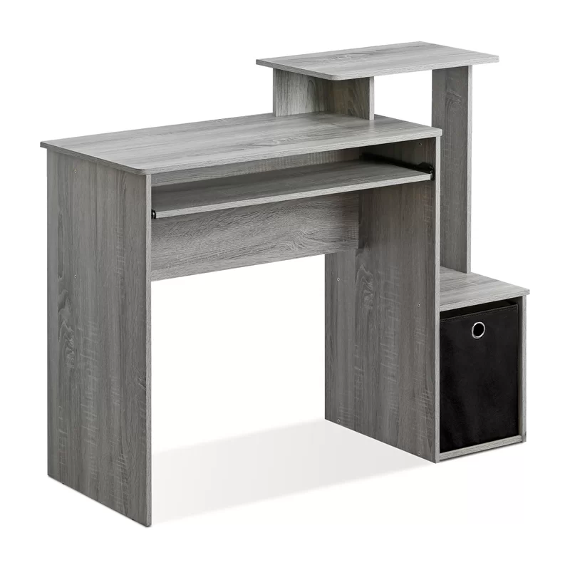 Zipcode Design Stephon Desk Reviews Wayfair In 2020 Small Computer Desk Furinno Home Office Furniture
