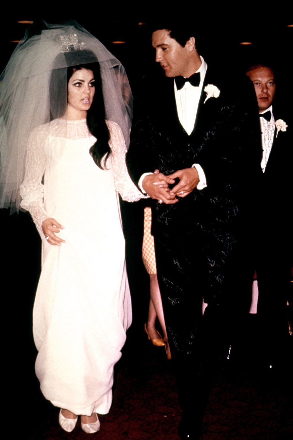Photo of The most iconic celebrity wedding dresses ever