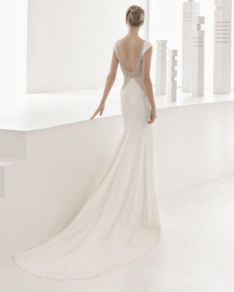naima - 2017 bridal collection. rosa clará. | fabulous | pinterest