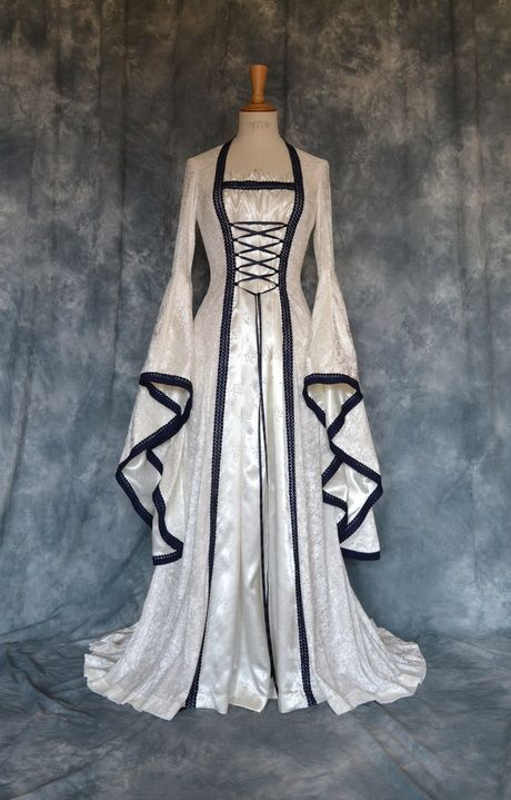 Celtic wedding gowns … | Pinteres…