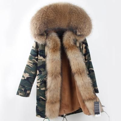 choose authentic purchase cheap superior quality Womens Rabbit Fur Parka | My Style in 2019 | Winter coats ...