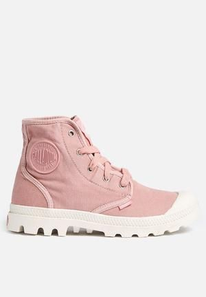deb666b303c Palladium Pampa Hi Boots Pink | Shoes | Palladium boots women, Shoes ...