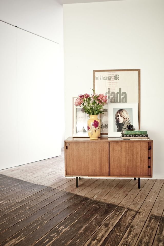 my scandinavian home A vintage inspired Brussels home interior