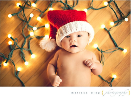 Newborn holiday picture for christmas card perfect for rylan now if gage weren