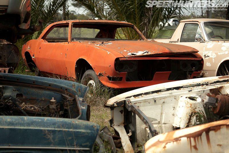 This Isn't A Scrapyard, It's A Museum Junkyard cars