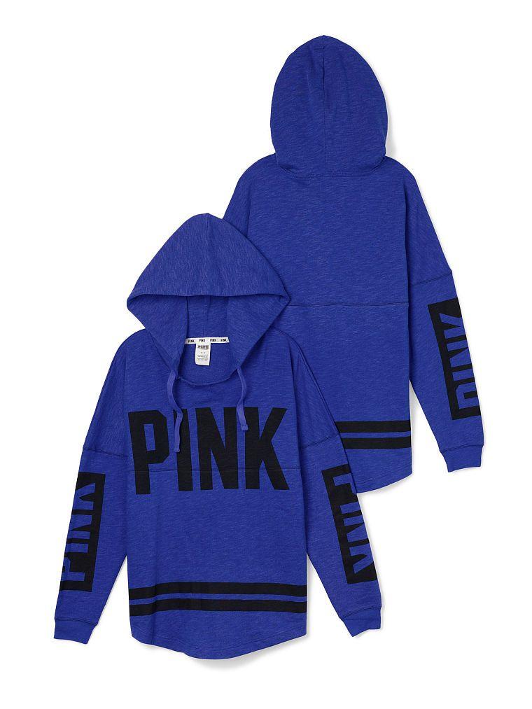 Varsity Hoodie - PINK - Victoria's Secret | Precious P's PINK ...