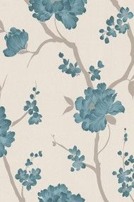 Isme Love Letter, Under Branches with Flowers Wallpaper
