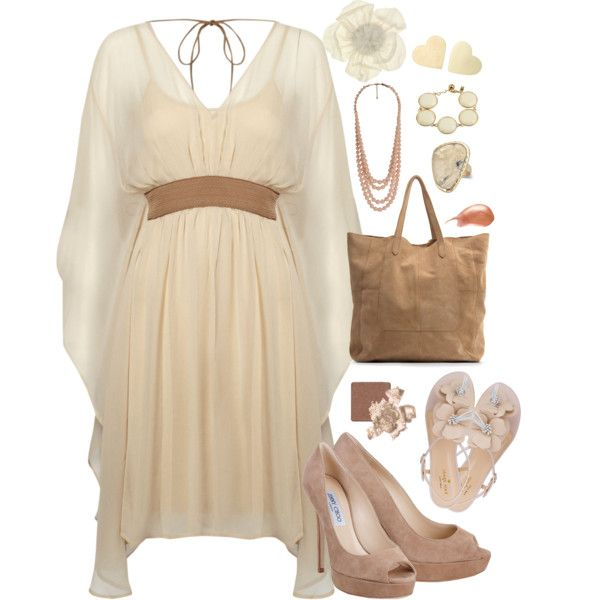 Creamy, created by smgilreath.polyvore.com