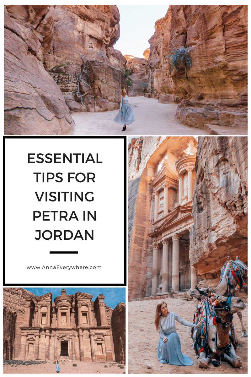 15 Essential Tips for Visiting Petra in Jordan | Anna Everywhere