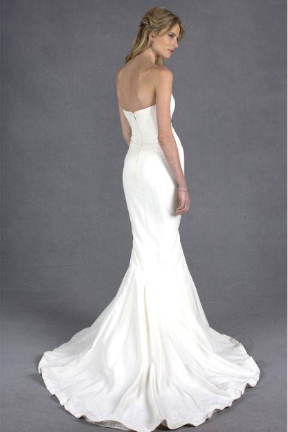 Nicole Miller Dakota Bridal Gown | Nicole miller wedding dresses ...