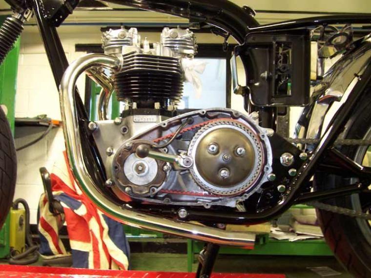 Triumph T140 1975 Triumph Bonneville T140 Pictures Motors