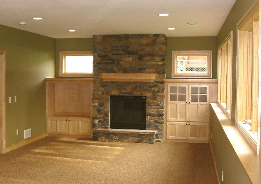 Basement Refinishing Ideas Property basement finishing ideas 1061x749 best time to finish your