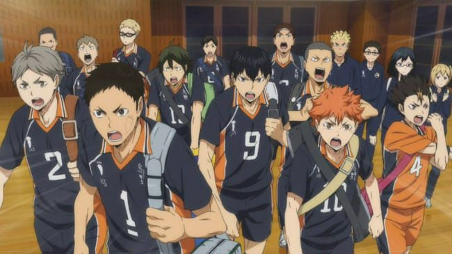 Which Karasuno Boy would have a crush on you?