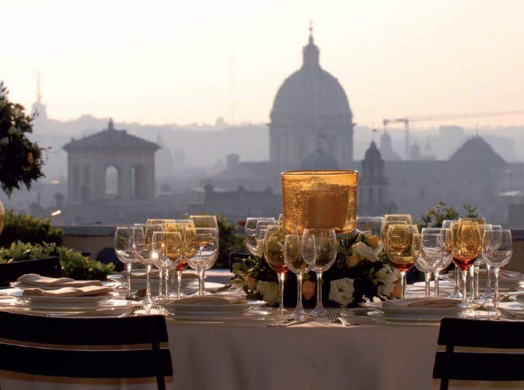 Terrazza Caffarelli Roma Rome Wedding Venues Italy Al