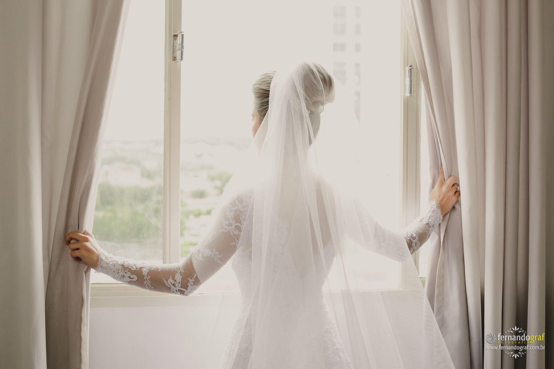 A noiva na janela
