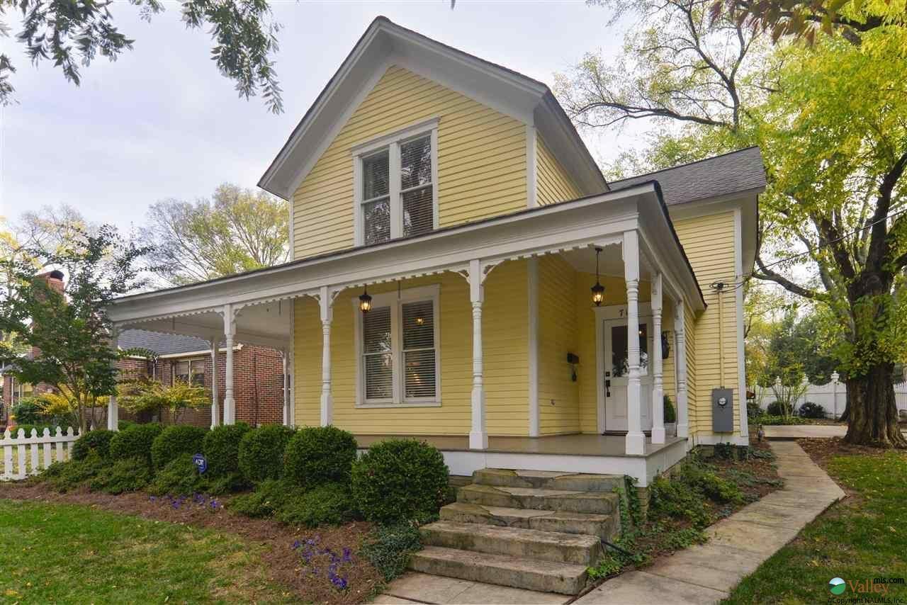 716 Eustis Ave Huntsville Al 35801 Outdoor Decor Outdoor Structures House