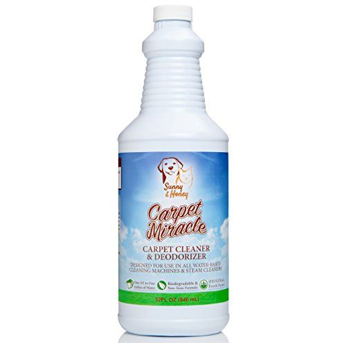 Amazon Com Carpet Miracle Carpet Cleaner Solution Hoover Bissell Rug Doctor Kenmore Car Carpet Cleaning Recipes Carpet Cleaner Carpet Cleaner Solution
