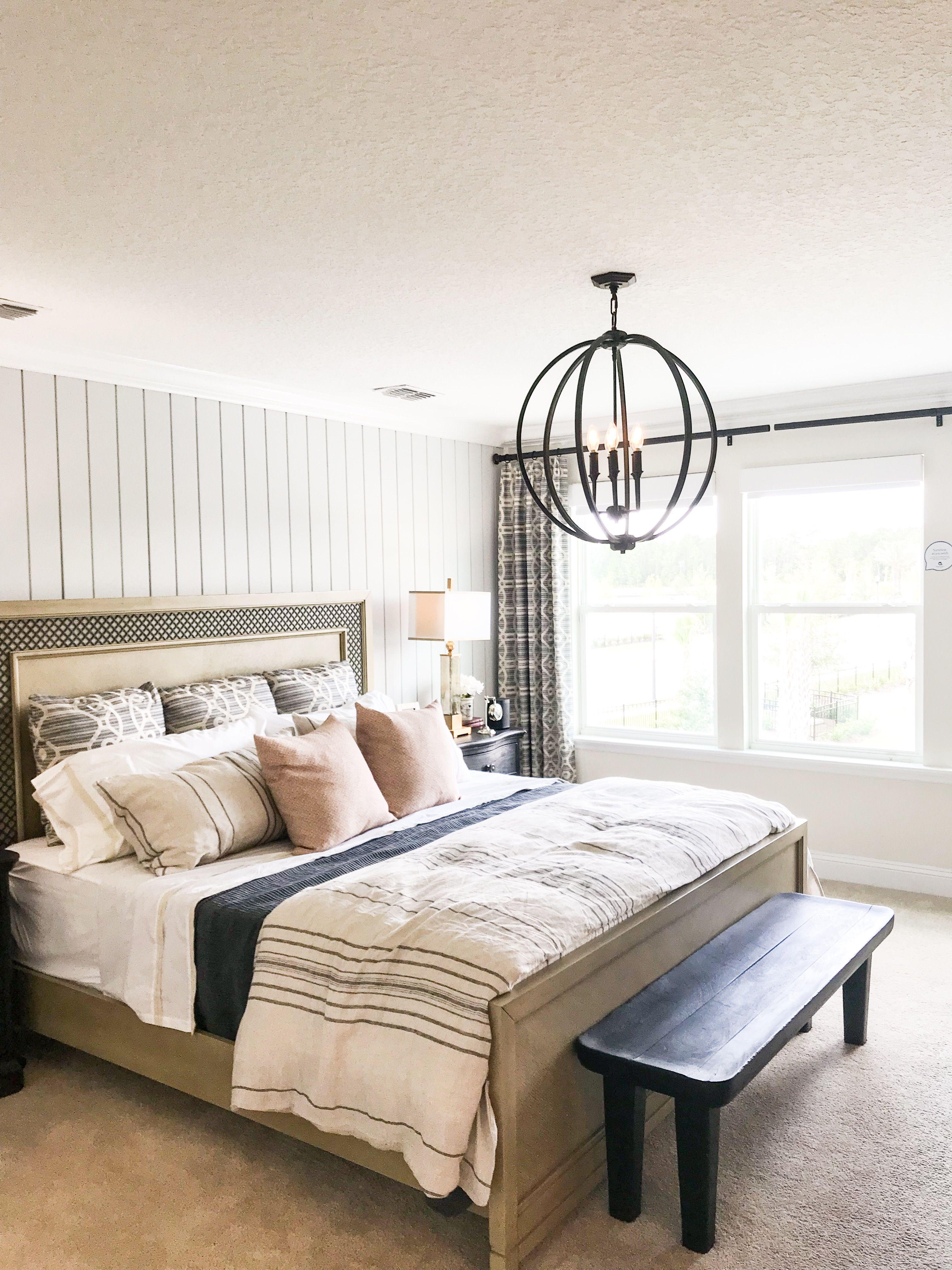 Master Bedroom Light Fixture Modern Farmhouse Decor Ideas