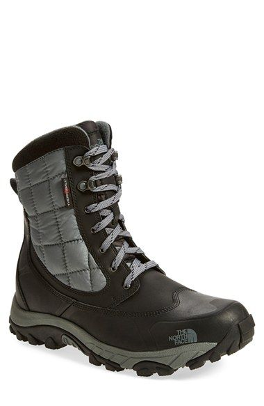 The North Face Waterproof ThermoBall™ Insulated Boot (Men