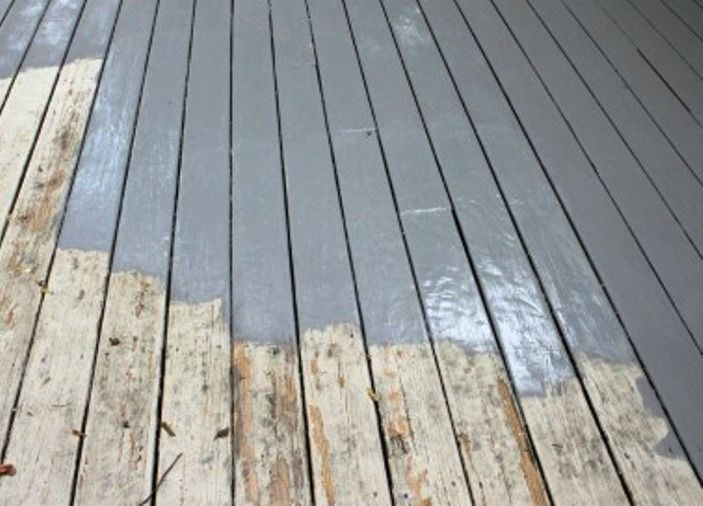 Behr Deck Over Because The Deck Is Huge Amp Only A Dozen