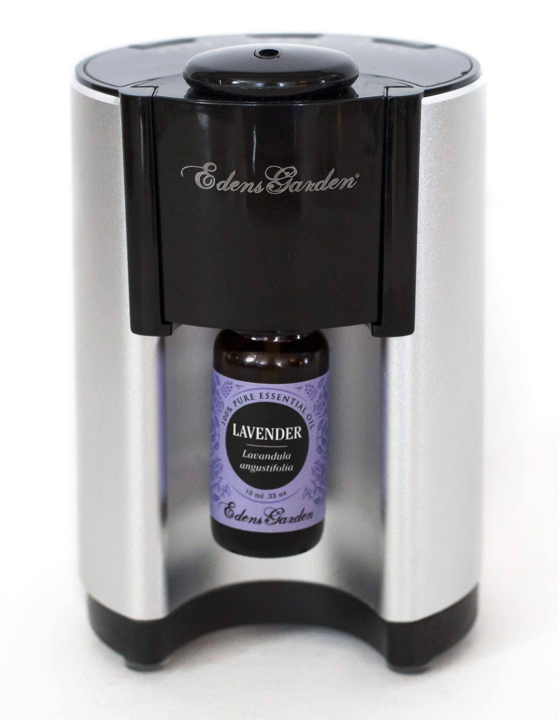 Thera Lux™ Nebulizer Diffuser Edens garden essential