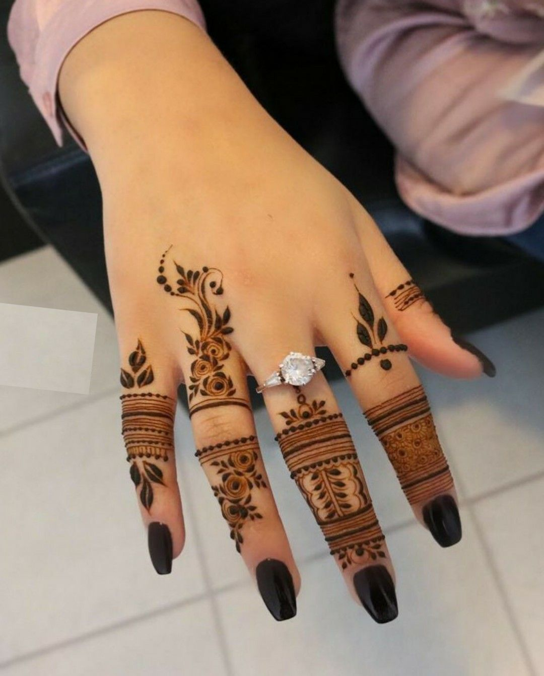 Pin By نقو علي On Eid Gifts Henna Designs Hand Finger Henna