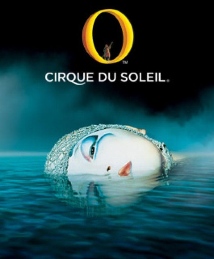 """""""O"""" Cirque Du Soleil"""