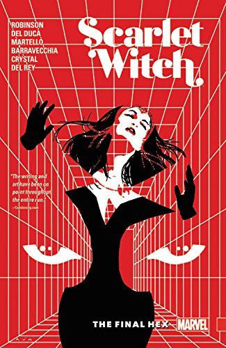 Scarlet Witch Vol. 3: The Final Hex - http://moviesandcomics.com/index.php/2017/05/16/scarlet-witch-vol-3-the-final-hex/