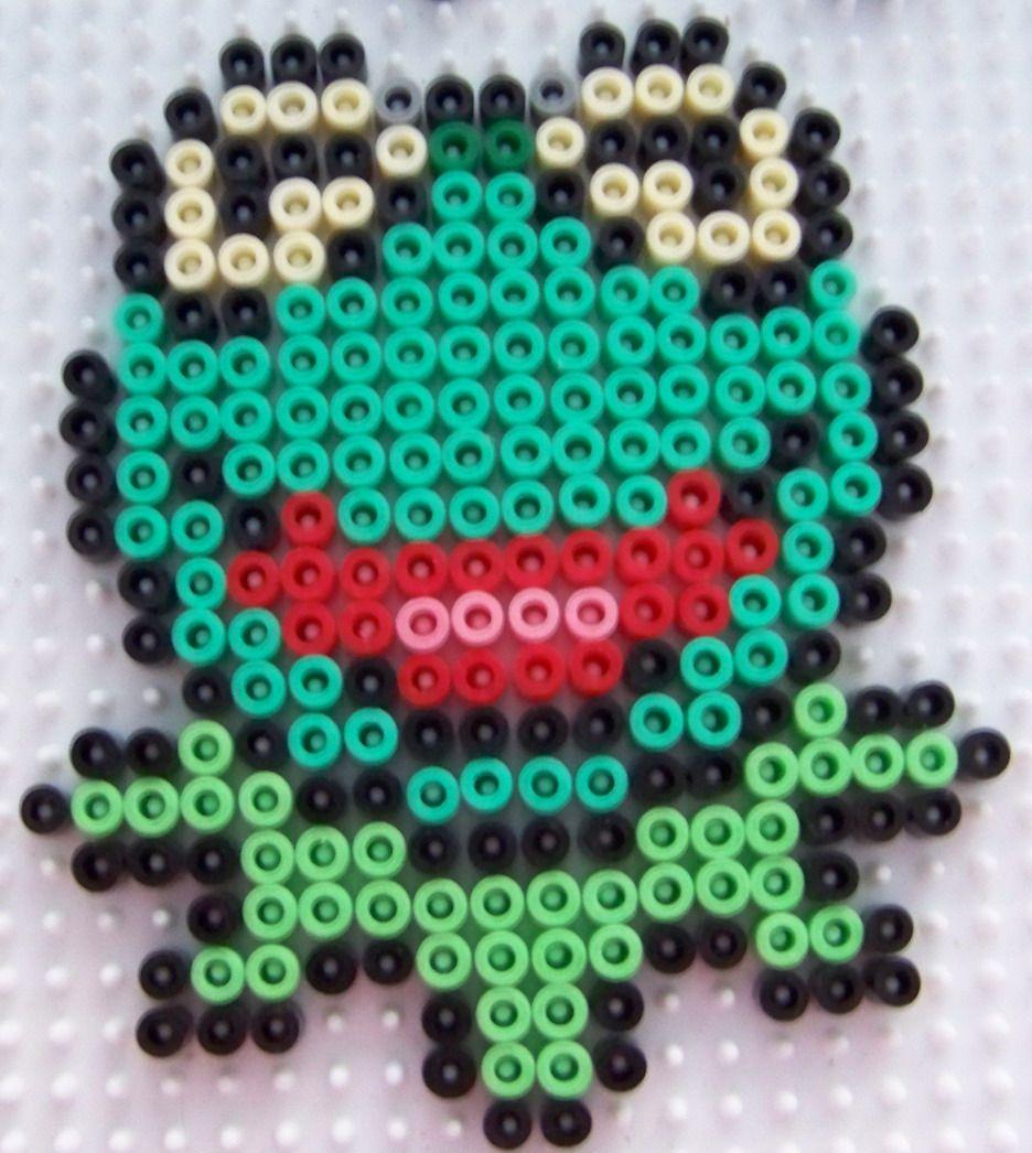 Kermit - Perler Beads