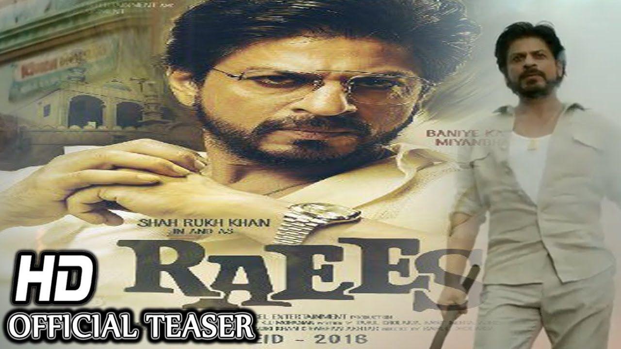 Raees 2017 Full HD Movie