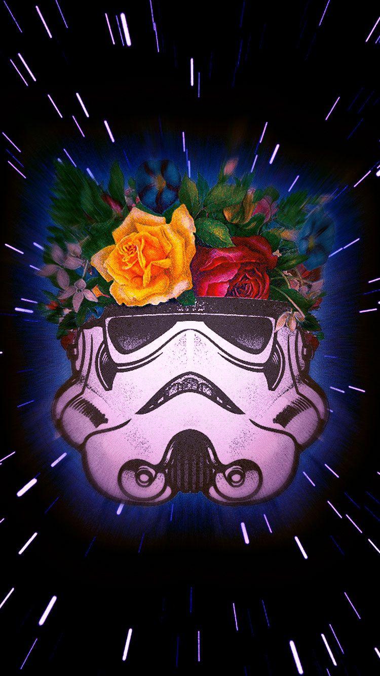 Image Result For Girly Star Wars Illustration Iphone 6 Wallpaper Backgrounds Star Wars Wallpaper Iphone Star Wars Wallpaper