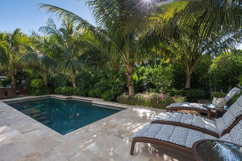 Tropical Landscape Design Swimming Pool Landscape Design Key West Water Feature Tropical Landscape Lighting Tropical Landscape Design Tropical Landscaping