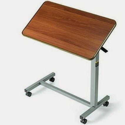 Over Bed Table On Wheels Tables Bed N Sofa Rolling Table