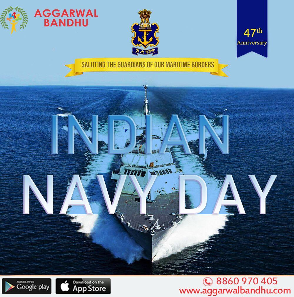 Wishes Navy Day 47th Anniversary Bravery