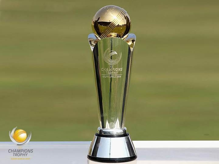 Complete Schedule Of Champions Trophy Cricket 2013 Champions Trophy Trophy Champion