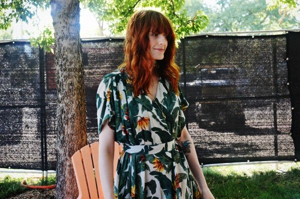 Digging Florence's dress (via @refinery29)
