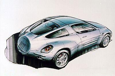 Zagato for Fiat - Bravo Bis - 1996