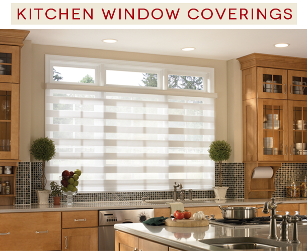 Like the blinds and the ledge along side of cabinets for Kitchen ideas no window
