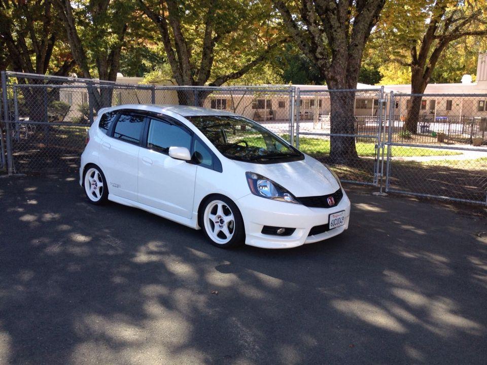 Honda GE8 Fit Honda fit sport, Honda fit jazz, Honda fit